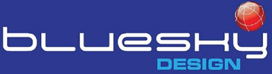 Bluesky Design logo